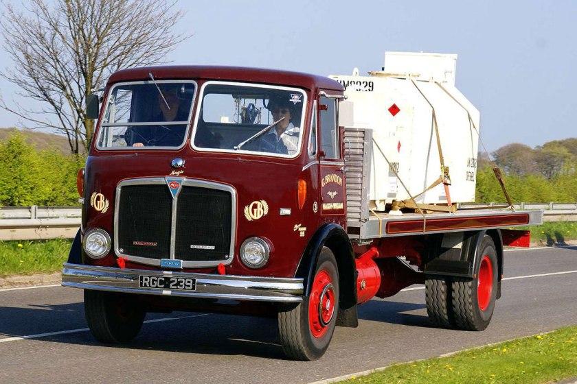1955-1961 AEC » Mercury MkII ( моdel GM4RA ) with Park Royal b