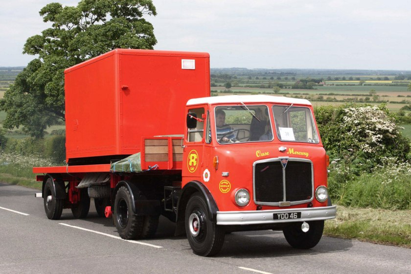 1955-1961 AEC » Mercury MkII ( моdel GM4RA ) with Park Royal f