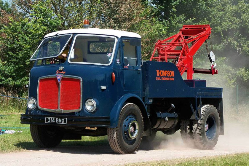 1955-1961 AEC » Mercury MkII ( моdel GM4RA ) with Park Royal g