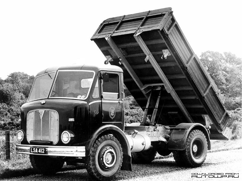 1955-1961 AEC » Mercury MkII ( моdel GM4RA ) with Park Royal h