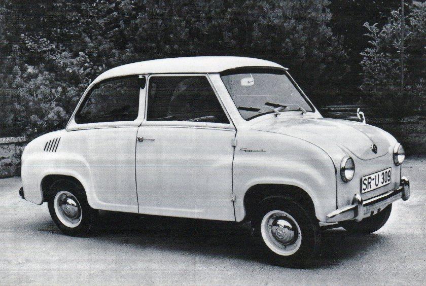 1955 GLAS Goggomobil