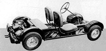 1955 goggomobil podwozie