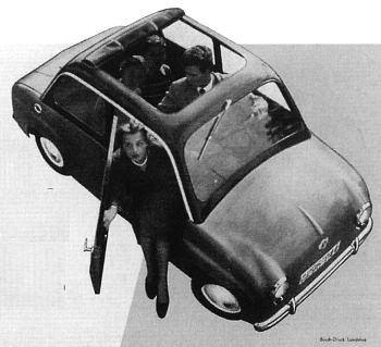 1955 goggomobil