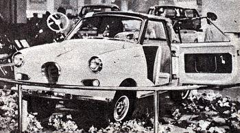 1957 goggomobil coupe genewa