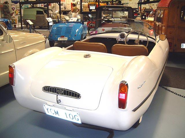 1958 Glas Goggomobil Dart 2