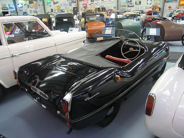 1958 Glas Goggomobil Dart-black 2