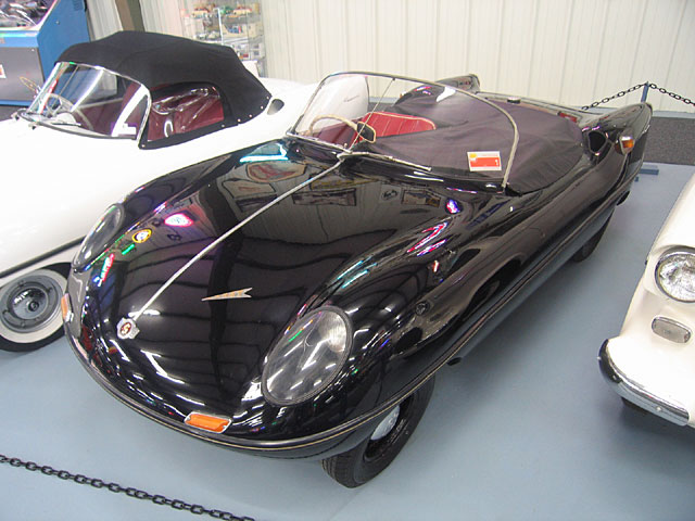 1958 Glas Goggomobil Dart-black