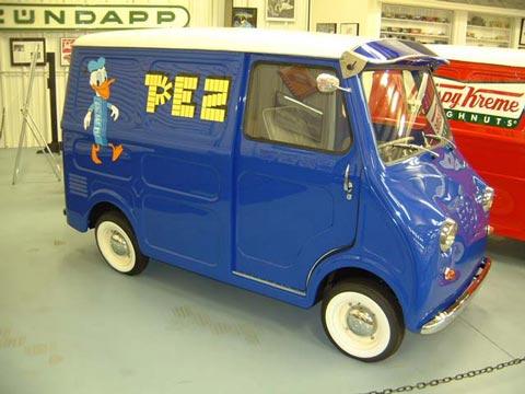 1958 Glas Goggomobil Transporter (D)