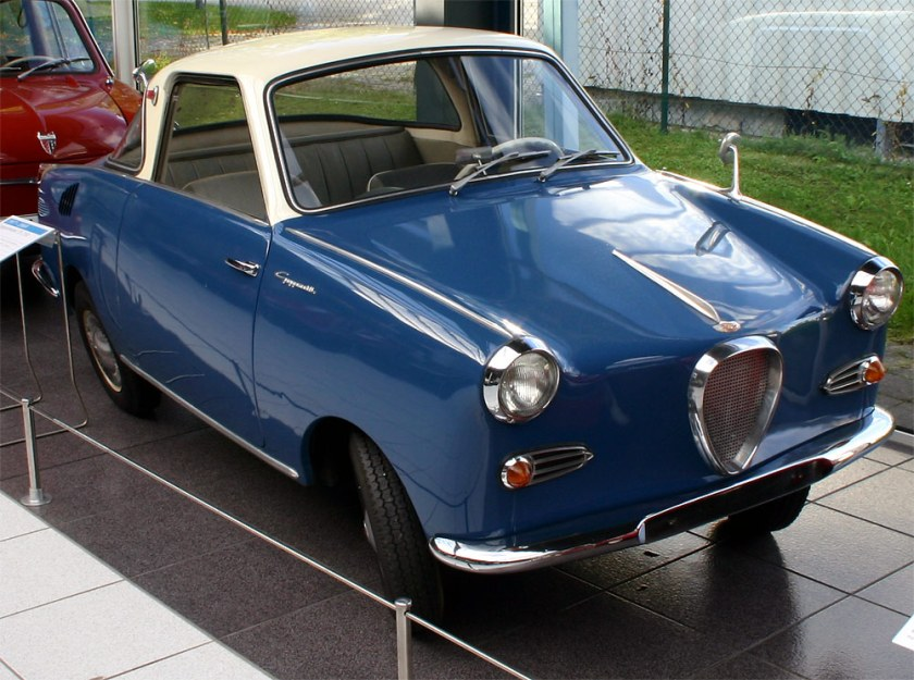 1958 Goggomobil Coupé Spain