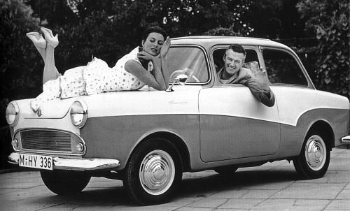 1958 goggomobil isar