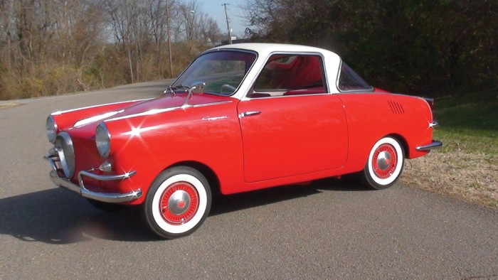1958 Goggomobile-TS