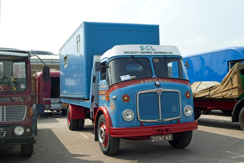 1959- 196- AEC » Mercury MkII ( моdel GM4RA ) with Bowyer cab a