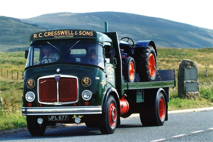 1959- 196- AEC » Mercury MkII ( моdel GM4RA ) with Bowyer cab c