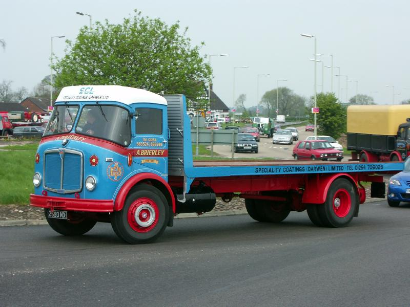 1959- 196- AEC » Mercury MkII ( моdel GM4RA ) with Bowyer cab d