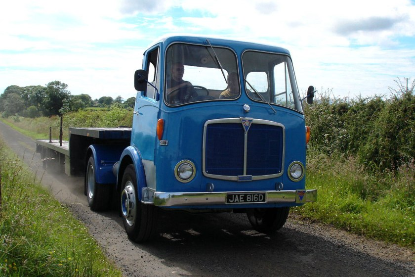1959-1966 AEC » Mandator MkV ( model G4 ) e