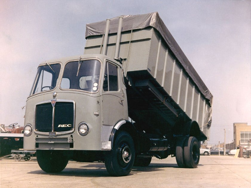 1959-1966 AEC » Mandator MkV ( model G4 ) k
