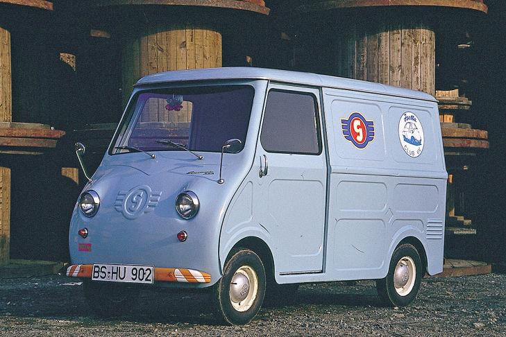 1959 Goggomobil-Transporter-LT a