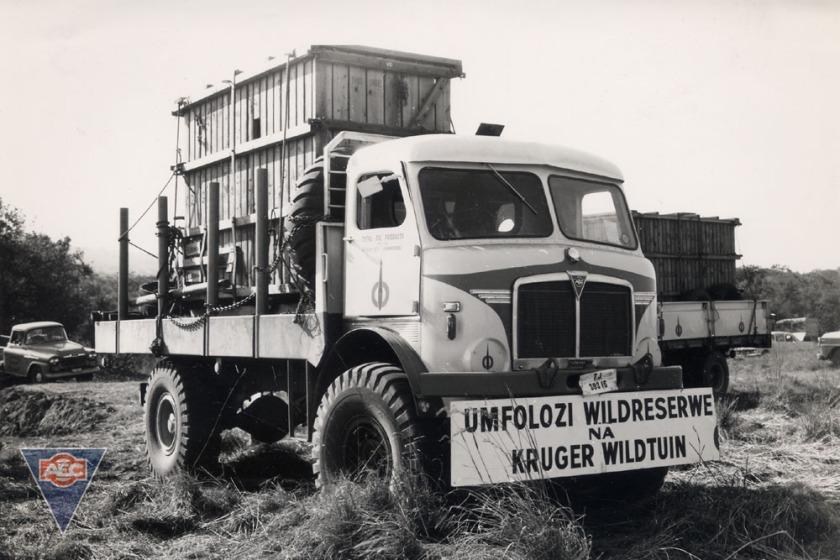 1960-1965 aec matador mkII 4gm4ra 1