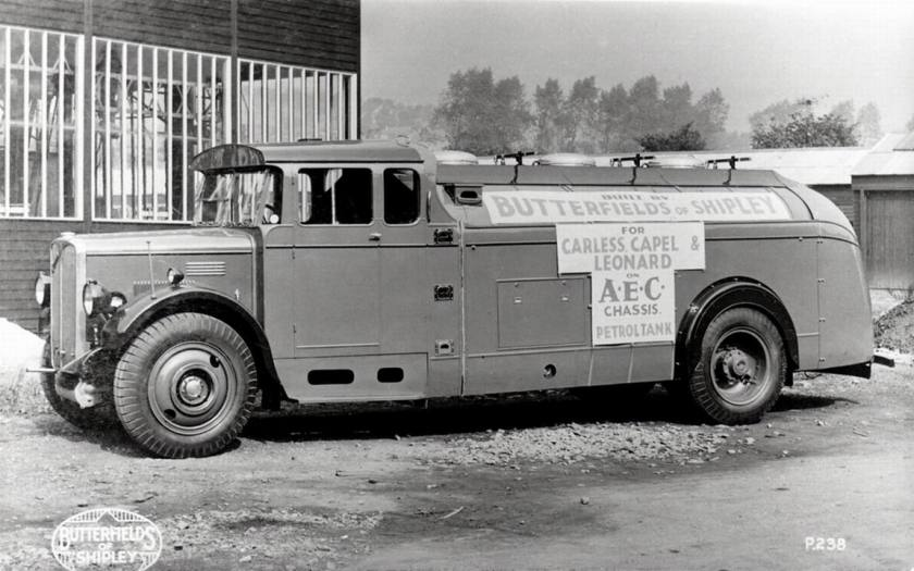 1960 AEC mandator 672 1