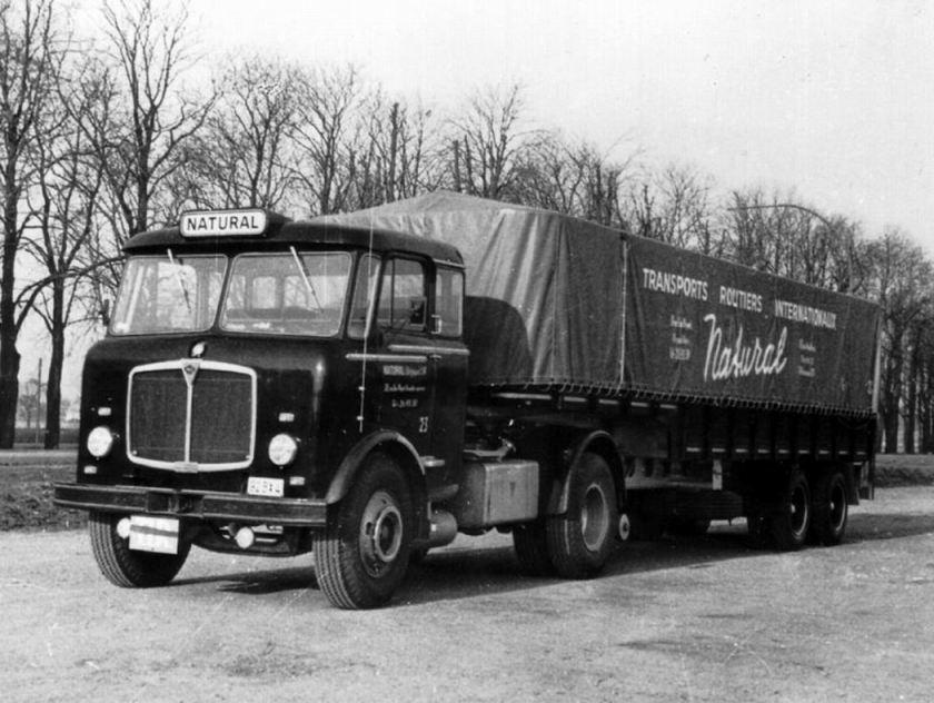 1960 aec mandator België g4 10548