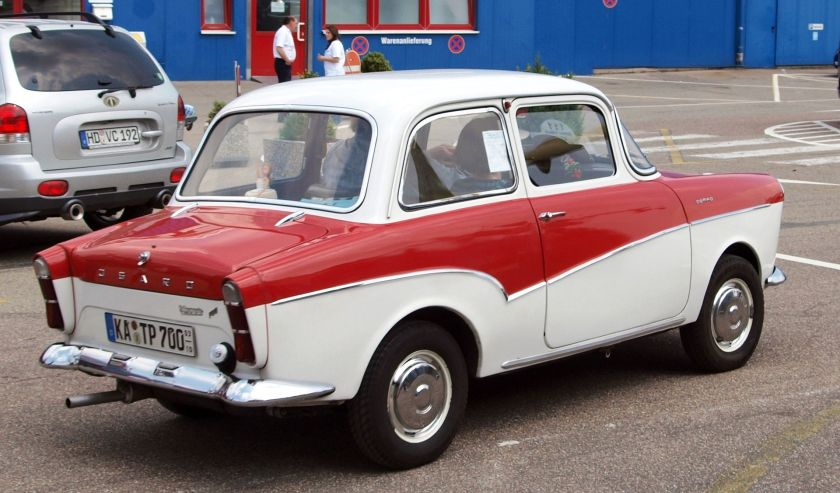1960 Glas (Isard) T-700 Royal