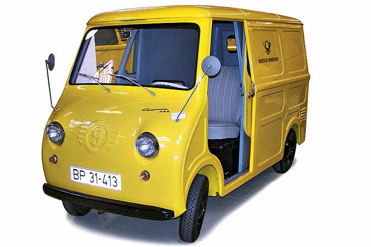 1960 Goggomobil-Transporter-LT
