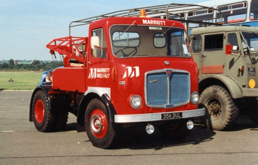 1961-1965 AEC » Mercury MkII ( model GM4RA ) with Park Royal 2 j