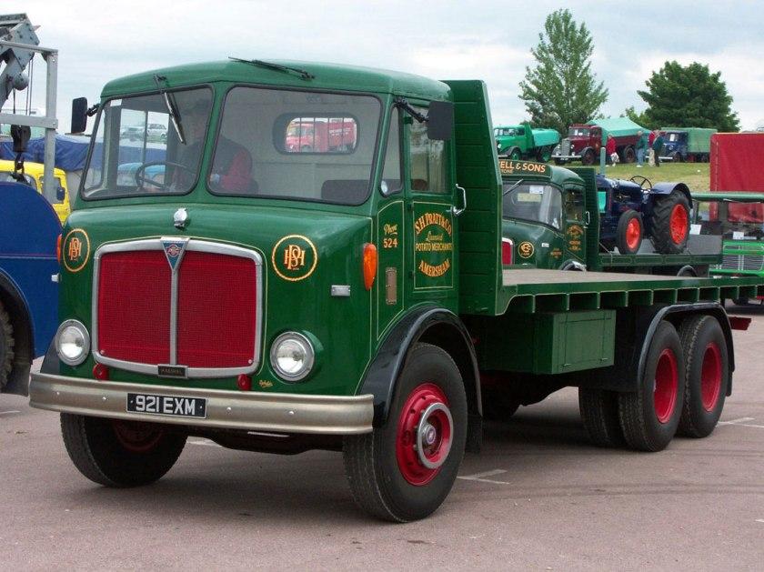 1961-1966 AEC » Marshal ( model GM6RA ) b