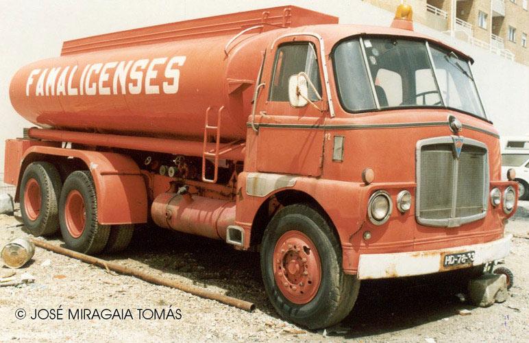 1961-1966 AEC » Marshal ( model GM6RA ) d