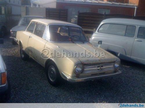 1961 Glas 1200 3