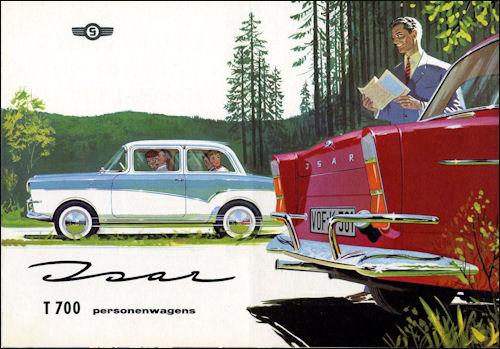 1961 goggomobil 700