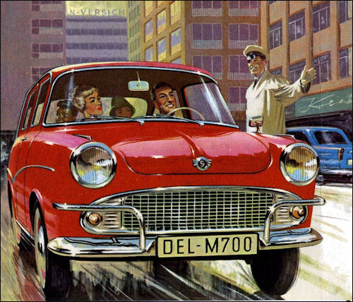 1961 goggomobil goggoIsar 186