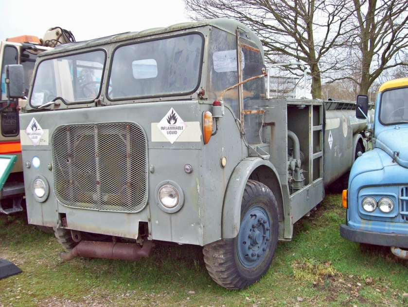 1962 AEC Mercury 4x2 Fueller Production 52 ex RAF