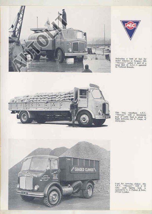 1962 AEC WW2527