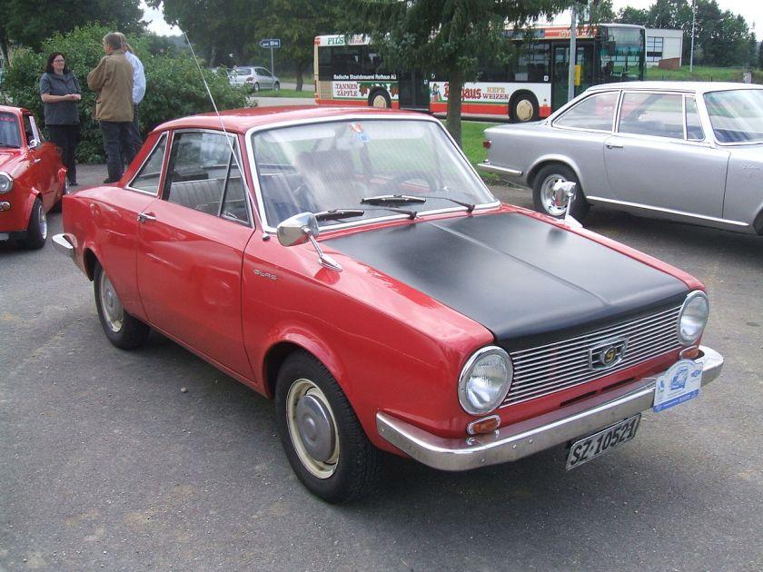1962 Glas S1004 coupé