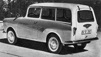 1962 goggomobil isard k 700