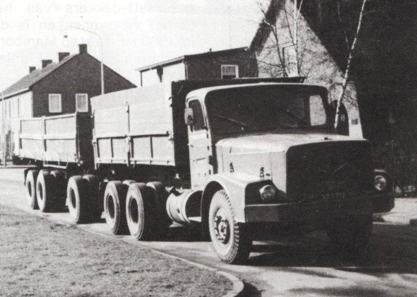 1963 AEC mogul majestic gb4la 10