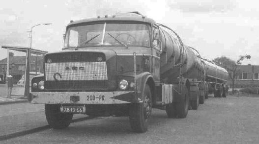 1963 AEC mogul majestic gb4la 14