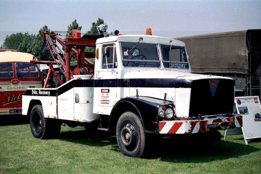 1963 AEC mogul majestic gb4la 3