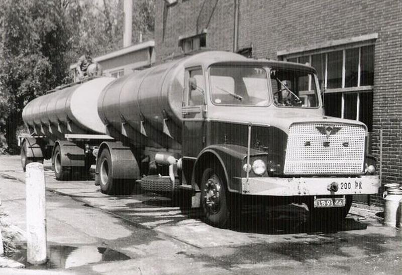1963 AEC mogul majestic gb4la 7