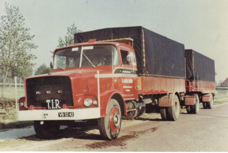 1963 AEC mogul majestic gb4la 9