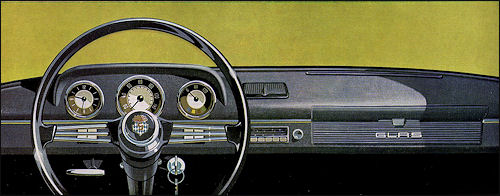 1963 glas 1204 dashboard 08