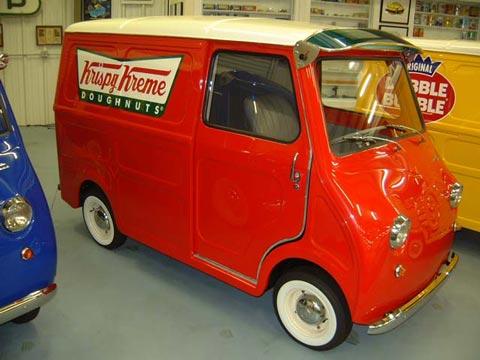 1963 Glas Goggomobil Transporter (D)