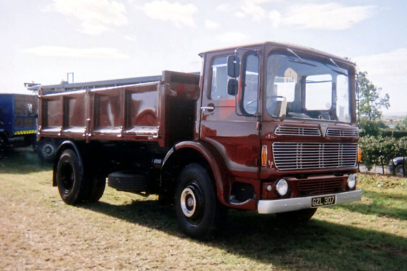1964-1977 AEC » Mercury Monarch ( model TGM4 ) j