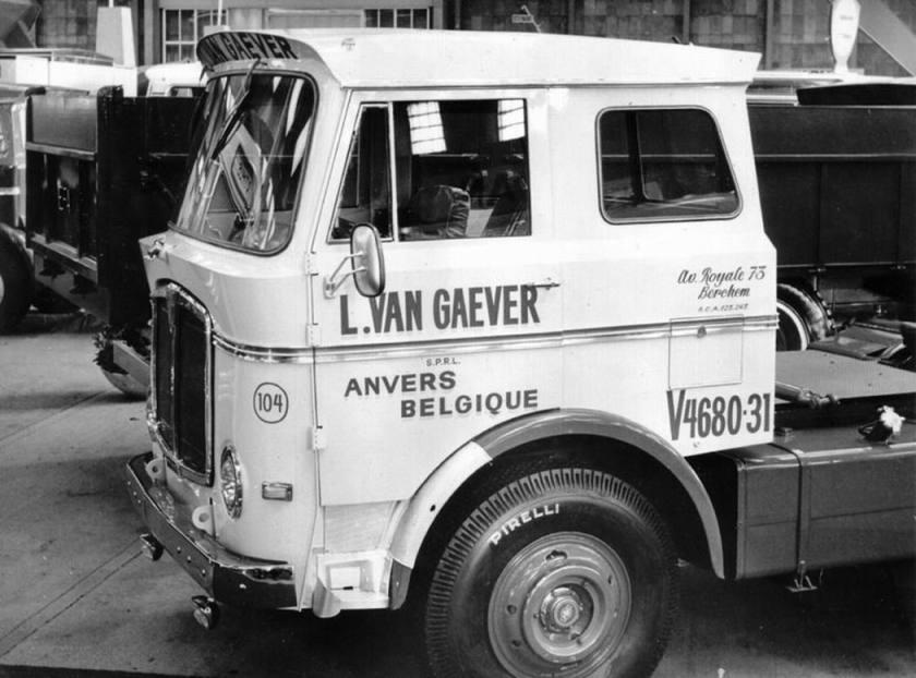 1964 aec mandator g4 10550