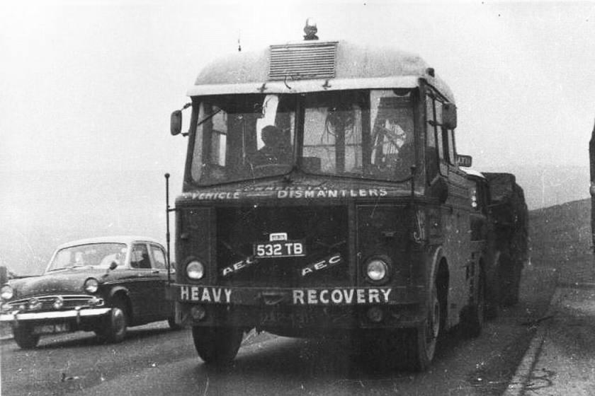 1964 AEC mandator the indiaman 1