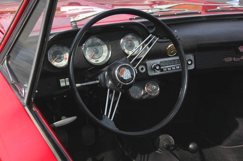 1964 Glas 1204 Cabrio