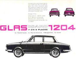 1964 glas 1204