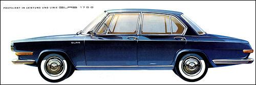 1964 Glas 1700 0607