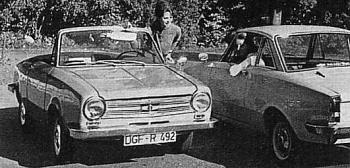 1964 glas s 1004 cabrio